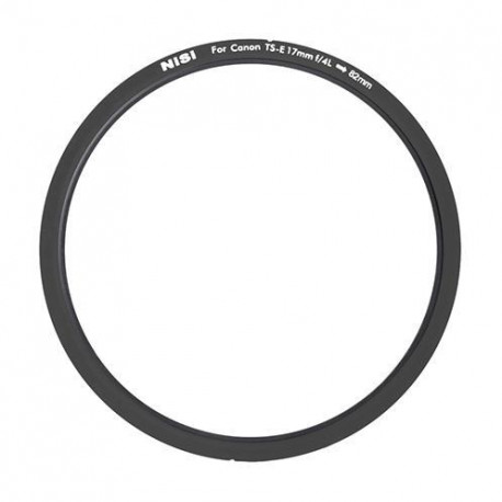 NiSi Photo - 82mm Adapter for Canon TS-E 17mm Lenses Filter Holder 150mm NiSi Photo - 82mm Adapter for Canon TS-E 17mm Lenses Fi
