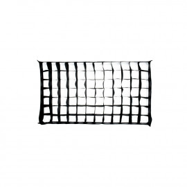 ALADDIN - Softbox Grid 1x2` fits AMS-FL100BISBX