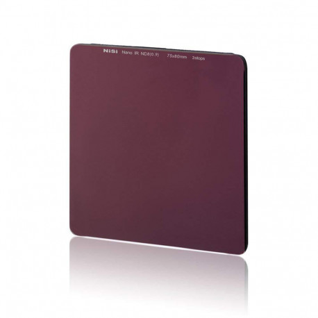 NiSi Photo - Filtre IR ND8 3Stops 75x80mm NiSi Photo - Filtre IR ND8 3Stops 75x80mmPR#4476