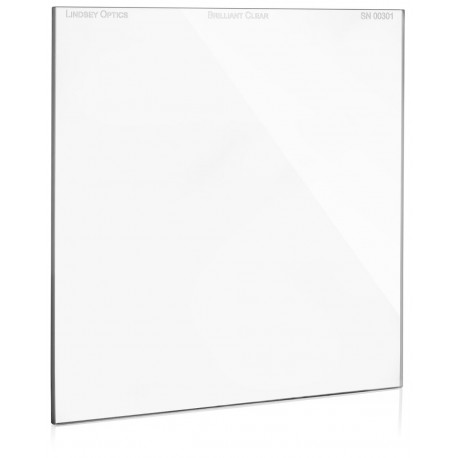 "L-44-CLEAR-ARLINDSEY OPTICS - 4"" x 4"" Brilliant Clear with Anti-Reflection Coating"