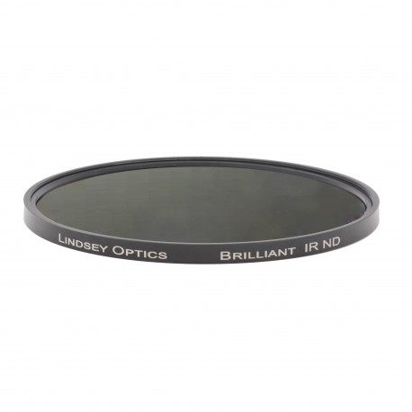 "L-45-ND09-IR-ARLINDSEY OPTICS - 4.5"" Round Brilliant IR ND 0.9 Filter with Anti-Reflection Coating"