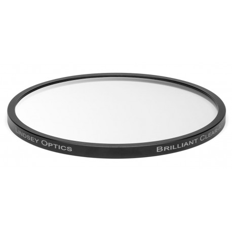 L-138-CLEAR-ARLINDSEY OPTICS - 138mm Round Brilliant Clear with Anti-Reflection Coating