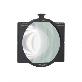 "LINDSEY OPTICS - 4""x5.65"" +1 Diopter Brilliant² Tray Mount Close-Up Lens"
