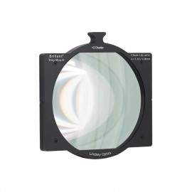 "L-4565-DIOPTER2LINDSEY OPTICS - 4""x5.65"" +2 Diopter Brilliant² Tray Mount Close-Up Lens"
