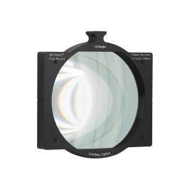 "LINDSEY OPTICS - 4""x5.65"" +3 Diopter Brilliant² Tray Mount Close-Up Lens"