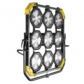 LUXED-9-LM-SBLIGHTSTAR - LUXED-9-LM-SB LED Bi-Color Spacelite 1620W 2800-6500K | DMX | Lumen radio | Separate Control | SEPARATE