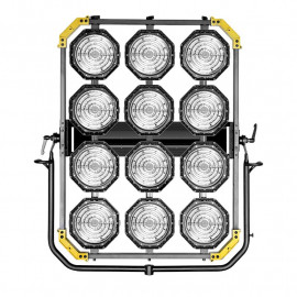 LUXED-12-LMLIGHTSTAR - LUXED-12-LM Full Kit LM LED Bi-Color Spacelite 2160W Lamphead | DMX | Lumen radio | Separate Control