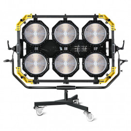 LIGHTSTAR - LUXED-6-LM-H LED Bi-Color Spacelite 720W with Lumen Radio