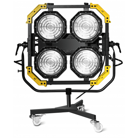 LUXED-4-LM-HLIGHTSTAR - LUXED-4-LM-H LED Bi-Color Spacelite 720W Lamphead AC&DC | DMX | Lumen radio | Separate Control