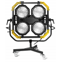 LIGHTSTAR - LUXED-4-LM-H LED Bi-Color Spacelite 720W Lamphead AC&DC | DMX | Lumen radio | Separate Control