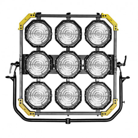 LUXED-9-LM-HLIGHTSTAR - LUXED-9-LM-H LED Bi-Color Spacelite 1620W Lamphead | DMX | Lumen radio | Separate Control