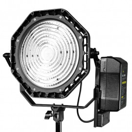 LIGHTSTAR - LUXED-SLED Bi-Color Spotlite 180W Lamphead AC&DC | DMX
