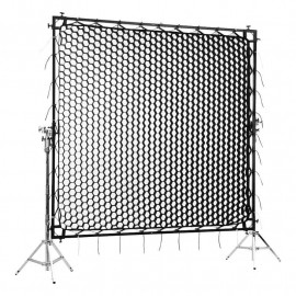 - B0808H40 - DOP CHOICE - 8' x 8' Butterfly Grids HONEYCOMB 40° - BUTTERFLY GRID