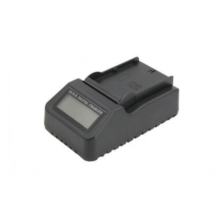 FXLION - JVC DV Battery Charger