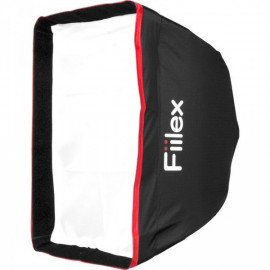 FIILEX - Medium Softbox Silver Interior(Without speedring)
