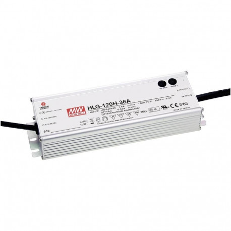 Mean Well - Alimentation 24V-120W-5A