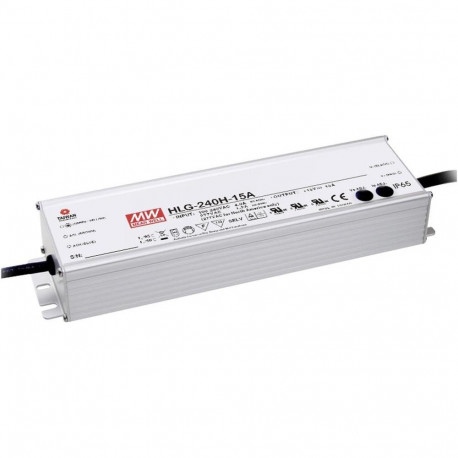 Mean Well - Power supply 24V-240W-10A