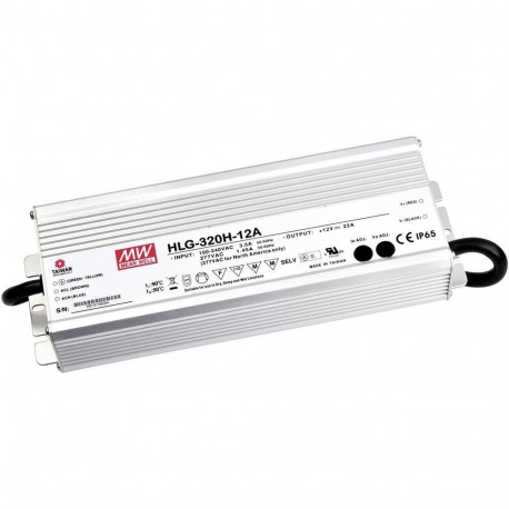 Mean Well - Power supply 24V-320W-13,5A