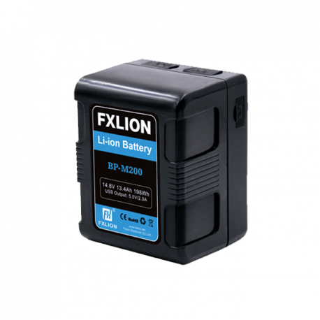 FXLION - 8Wh Square V mount Battery BP-M98