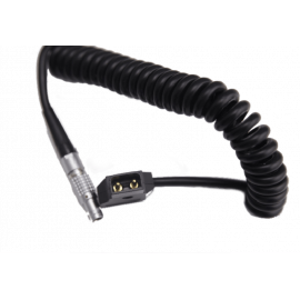 CVW - Two Pin Lemo to D-tap Power Cable