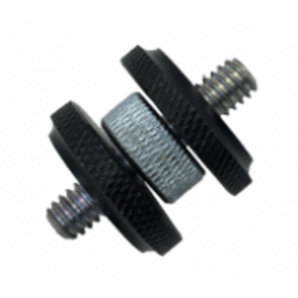CVW - Hot-shoe 1/4 inch screw & nut connector