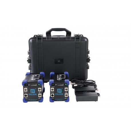 FXLION - Mega Battery packs2 x FX-HP-7224
