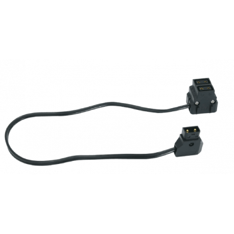 FXLION - Accessory Cable - Turn one Battery's D-tap into two D-tap outputs